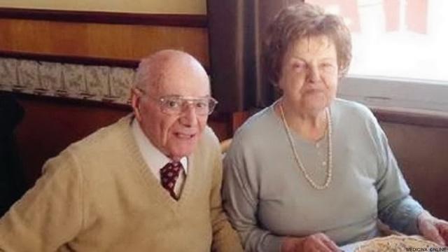 medicina online elsa rossi ed ermete vicedomini ultranovantenni sposati da 66 anni muoiono entrambi nel giro di un giorno cuore infranto infarto lutto morte psicogena di dolore coniuge s