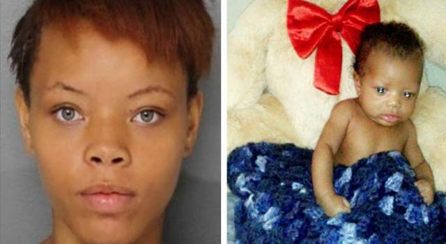 MEDICINA ONLINE Lovily Johnson and Noah Johnson Lascia il figlio di 6 mesi legato al seggiolino sotto il sole e va in vacanza bimbo muore.jpg