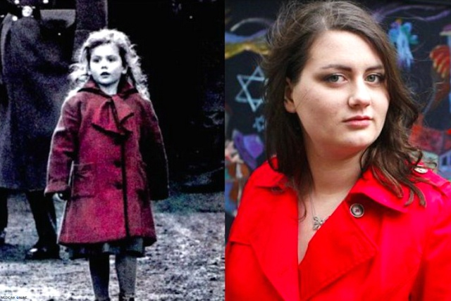 medicina online oliwia dabrowska red coat girl before after now schindlers list steven spielberg liam neeson ben kingsley ralph fiennes ebrei nazismo olocausto seconda guerra mondiale