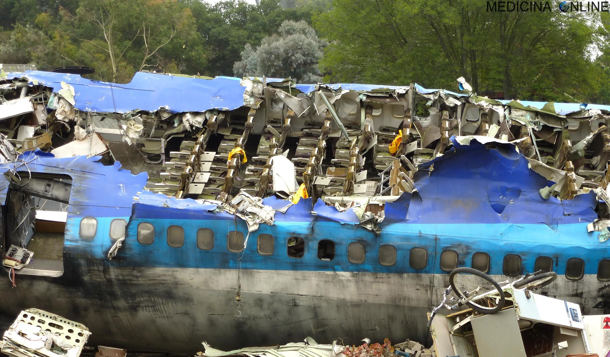 Cosa succede quando un aereo precipita  Cosa provano passeggeri e piloti   50b9a4c5b690
