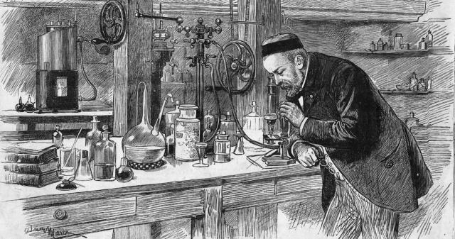 MEDICINA ONLINE Science knows no country knowledge belongs to humanity is the torch illuminates the world La scienza non conosce paese la conoscenza appartiene all'umanità la torcia che illumina il mondo Louis Pasteur.jpg