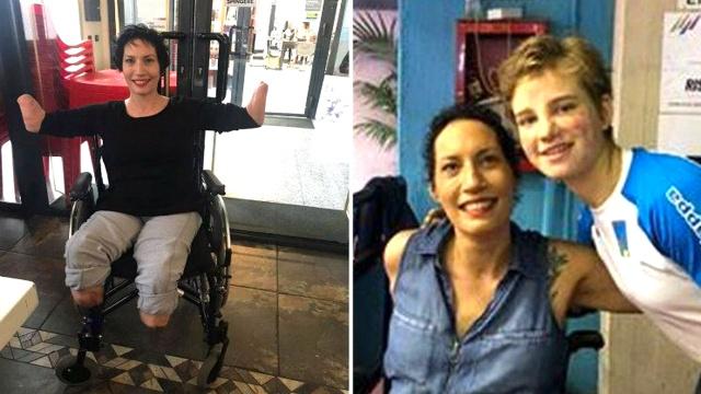 MEDICINA ONLINE Anna Leonori Bebe Vio dopo il tumore inesistente e l'amputazione dei 4 arti aiutatemi a comprare le protesi.jpg