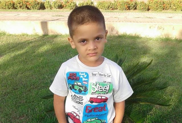 MEDICINA ONLINE Rhuan Maycon Bimbo di 9 anni torturato per 5 anni, evirato e decapitato dalla madre e dalla compagna Era un peso economico.jpg