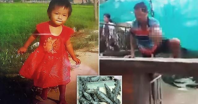 MEDICINA ONLINE Rom Roath Neary Bambina di 2 anni sbranata viva dai coccodrilli, il padre trova solo la sua testa.jpg