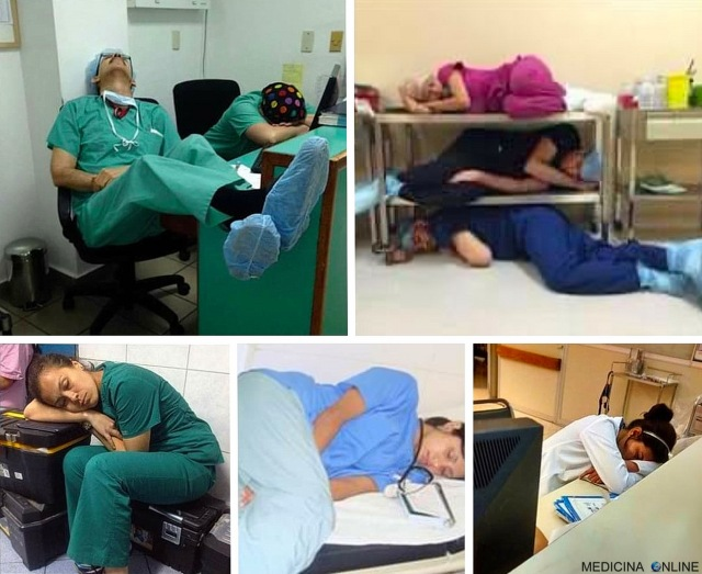 MEDICINA ONLINE MEDICI INFERMIERI ADDORMENTATI EMERGENZA INFEZIONE CORONAVIRUS PANDEMIA SONNO DORMIRE PER TERRA ORARI DI LAVORO MASSACRANTI